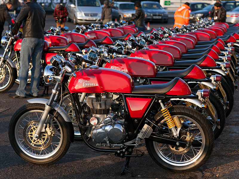 Coutsey: Royal Enfield website