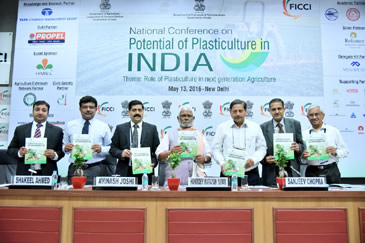 FICCI's 5th National Conference on Potential of Plasticulture in India