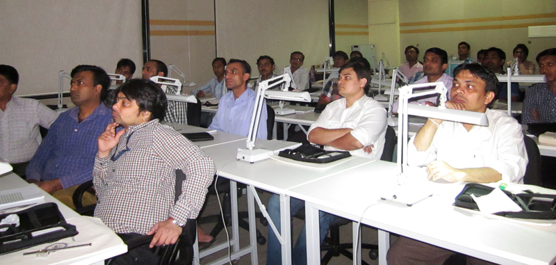 GIA-GJSCI-Class-conducted-for-K-Girdharlal-at-GIA-Surat-Campus