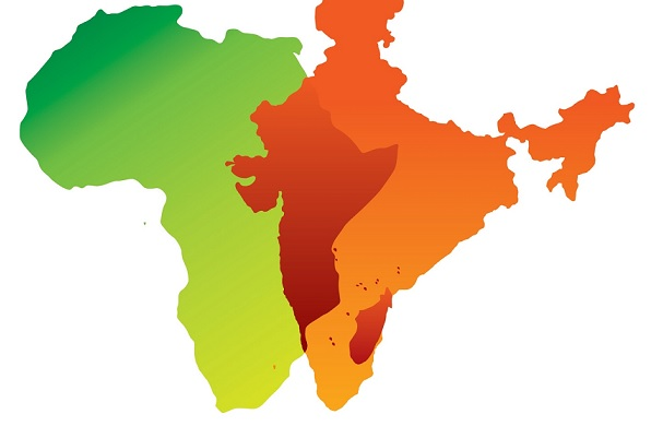 India and Africa