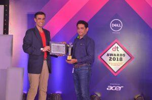 DT award 2018