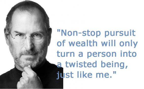 Life Lessons Steve Jobs