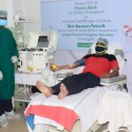 SAIL establishes Plasma Bank at Rourkela's Ispat General Hospital in association Odisha Govt