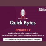 Dineout Passport's Quick Bytes' Talk Show