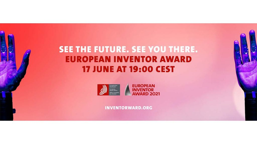 European Inventor Award 2021
