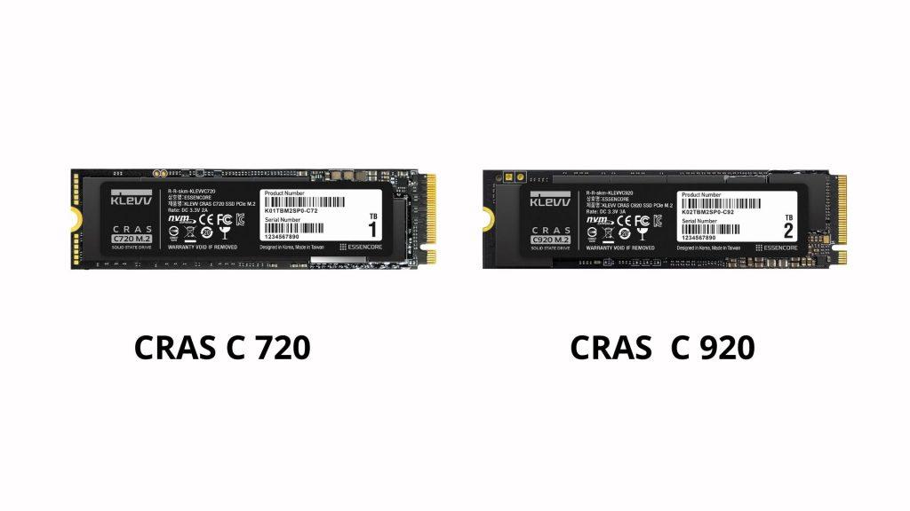 KLEVV CRAS C720
