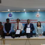 Apeejay Stya University inks MoU with PHD Chamber of Commerce and Industry